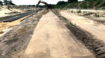 TPA Stahl-Panels sorgen für sicheren Stand beim Erdkabelbau