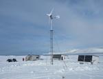 Die ANTARIS 2.5 kW in Spitzbergen