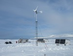 The Antaris 2.5 kW in Spitsbergen!