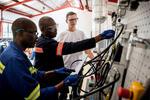 """HAWE Hydraulik unterstützt die Initiative """"Fachkräfte für Afrika"""""""