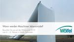 Wölfel Wind Systems auf dem wichtigsten Treffen für Windenergie in kaltem Klima