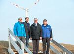 Windpark Dürnkrut-Götzendorf erzeugt Strom für 18.000 Haushalte