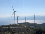 High Wind: GE's First Greek Wind Farm Stretches From Sea To Sky
