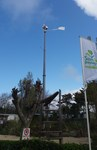 Installation of an ANTARIS-windturbine on the French west coast!