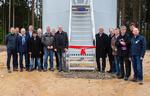 Verbandsgemeinde Arzfeld weiht zwei Windparks ein