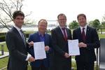 Schleswig-Holstein bewirbt sich um 'Forschungsfertigung Batteriezelle'