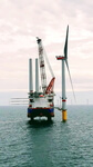 MHI Vestas Installs First Turbine at Deutsche Bucht in Germany