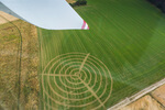 Windkraft-Land-Art in der Buckligen Welt