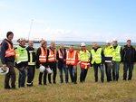 Niedersachsens Ministerpräsident Weil unterstützt weiteren Ausbau von Windenergie und die Umwandlung von Strom in grünen Wasserstoff