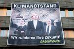 """""""Klimanotstand – Wir ruinieren Ihre Zukunft"""""""
