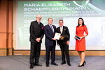 """Brand Manager of the Year"" – Ehrenpreis an die Familiengesellschafter der Schaeffler Gruppe vergeben"