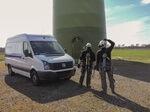 Betriebsführung für französischen Windpark mit PPA