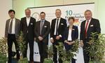 Fraunhofer IWES feiert 10-jährigen Geburtstag