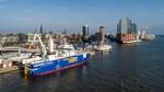 Mit Bibby zu Albatros in die Nordsee: Siemens Gamesa und EnBW gewährleisten mit einem Spezial-Schiff Wartung und Betrieb des größten deutschen Offshore-Windkraftprojekts