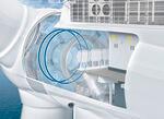 Seventomatic - neue Großdichtung von Freudenberg für fettgeschmierte Hauptlager in Windkraftanlagen