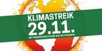 Das Windenergieunternehmen NOTUS energy aus Potsdam beteiligt sich an Klimademonstration