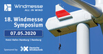 18. Windmesse Symposium 2020: Das Programm
