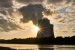 Kühlturm-Sprengung in Philippsburg