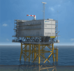 Hollandse Kust: Iemants and ENGIE Fabricom to Construct Offshore Transformer Station