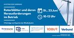 eologix veranstaltet erstes Webinar: Rotorblätter und deren Herausforderungen im Betrieb mit 5 Vorträgen von 5 Unternehmen der Windindustrie