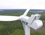 Windpark Tortefontaine ans Netz gegangen