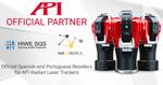 Neue starke Partner für 3D-Messtechnik in Spanien und Portugal: API und NM3D IBÉRICA