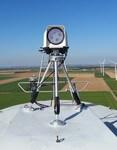 Gondelbasiertes Wind LiDAR System mit 700 m Reichweite
