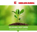 HELUKABEL sieht Grün: bleifreie Kabelverschraubungen