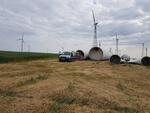 Frischer Wind auf altem Standort: Zweites Repowering-Projekt von NATURSTROM fertiggestellt