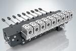 Flexible EX-Magnete für Hydraulikventile mit Klemmenkasten