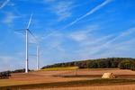 Baumaßnahmen für Windenergieprojekt in Hüttersdorf laufen an