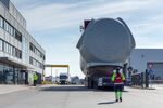 Meilenstein erreicht: Siemens Gamesa Werk in Cuxhaven fertigt die 500. Offshore-Windturbine