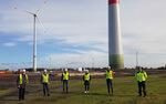 In Esterwegen gehen zwei neue Windenergieanlagen der Energiequelle GmbH in Betrieb