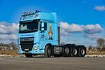 Europatrans setzt auf DAF-Sattelzugmaschinen für Schwerlasteinsätze