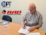 M-PT ist exklusiver RAD-Partner in Deutschland
