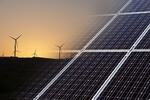 Renewables spending set for new record in 2021, luring service suppliers as oil and gas gap narrows