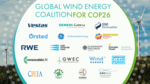 Global wind industry unites to address climate emergency ahead of COP26