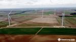 Fertigstellung des Windparks Pauvres / Frankreich