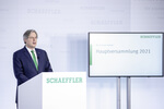 Schaeffler AGM adopts dividend of 25 eurocents per common non-voting share