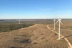 US-Onshore Windpark Panther Creek III wird modernisiert