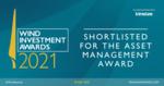 Momentum: Wir sind in die engere Wahl für die European Wind Investment Awards 2021