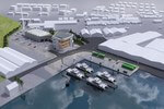 Plans for Operations and Maintenance Facility at Arklow Harbour unveiled