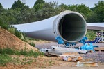 Wind industry calls for Europe-wide ban on landfilling turbine blades