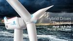 Chinesen stellen weltgrößte Offshore-Windturbine mit Hybridantrieb vor