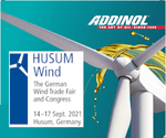 ADDINOL auf der HUSUM Wind 2021