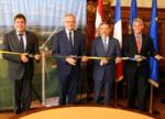 Windpark Tortefontaine der WEB Windenergie AG eröffnet
