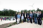 Eröffnung des modernsten Windparks Niederösterreichs