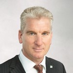 Dirk Orlowsky elected President of EAGE (European Association of Geoscientists and Engineers)