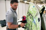 iScan3D hand-held metrology grade 3D scanner provides freedom-to-measure