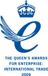 BGB win Queen's Award for Enterprise: International Trade